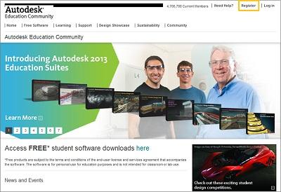 Comunidad de Educación de Autodesk